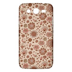 Retro Sketchy Floral Patterns Samsung Galaxy Mega 5 8 I9152 Hardshell Case  by TastefulDesigns