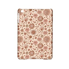 Retro Sketchy Floral Patterns Ipad Mini 2 Hardshell Cases by TastefulDesigns