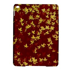 Background Design Leaves Pattern Ipad Air 2 Hardshell Cases by Simbadda