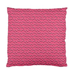 Background Letters Decoration Standard Cushion Case (one Side) by Simbadda