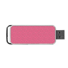 Background Letters Decoration Portable Usb Flash (two Sides) by Simbadda