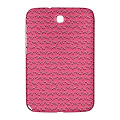 Background Letters Decoration Samsung Galaxy Note 8 0 N5100 Hardshell Case  by Simbadda