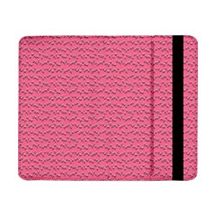Background Letters Decoration Samsung Galaxy Tab Pro 8 4  Flip Case by Simbadda