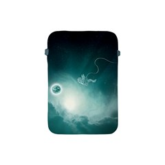 Astronaut Space Travel Gravity Apple Ipad Mini Protective Soft Cases by Simbadda