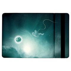 Astronaut Space Travel Gravity Ipad Air Flip by Simbadda