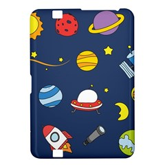 Space Background Design Kindle Fire Hd 8 9  by Simbadda