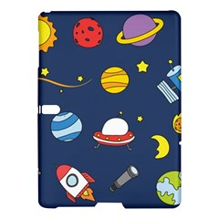Space Background Design Samsung Galaxy Tab S (10 5 ) Hardshell Case