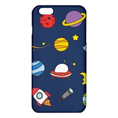 Space Background Design Iphone 6 Plus/6s Plus Tpu Case by Simbadda