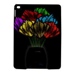 Flowers Painting Still Life Plant Ipad Air 2 Hardshell Cases by Simbadda