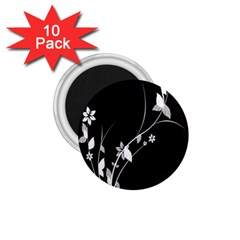 Plant Flora Flowers Composition 1 75  Magnets (10 Pack)  by Simbadda