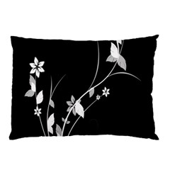 Plant Flora Flowers Composition Pillow Case (two Sides) by Simbadda