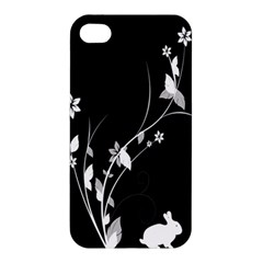 Plant Flora Flowers Composition Apple Iphone 4/4s Hardshell Case by Simbadda