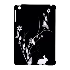 Plant Flora Flowers Composition Apple Ipad Mini Hardshell Case (compatible With Smart Cover) by Simbadda