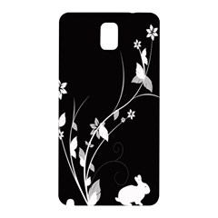 Plant Flora Flowers Composition Samsung Galaxy Note 3 N9005 Hardshell Back Case by Simbadda