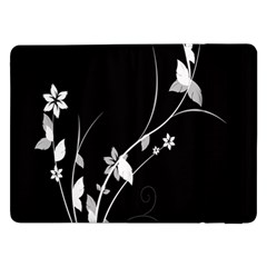 Plant Flora Flowers Composition Samsung Galaxy Tab Pro 12 2  Flip Case by Simbadda