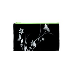 Plant Flora Flowers Composition Cosmetic Bag (xs)