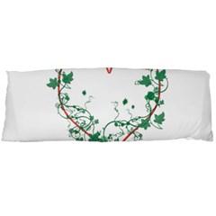Heart Ranke Nature Romance Plant Body Pillow Case (dakimakura) by Simbadda