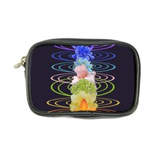 Chakra Spiritual Flower Energy Coin Purse by Simbadda