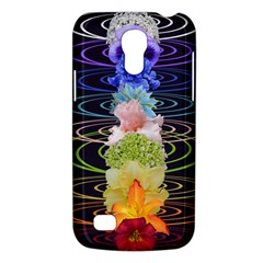 Chakra Spiritual Flower Energy Galaxy S4 Mini by Simbadda