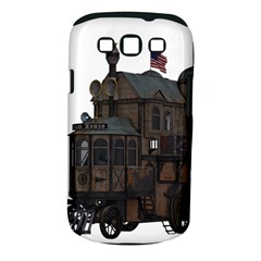 Steampunk Lock Fantasy Home Samsung Galaxy S Iii Classic Hardshell Case (pc+silicone) by Simbadda
