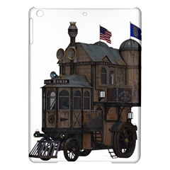 Steampunk Lock Fantasy Home Ipad Air Hardshell Cases by Simbadda