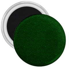 Texture Green Rush Easter 3  Magnets by Simbadda