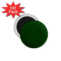 Texture Green Rush Easter 1 75  Magnets (100 Pack)  by Simbadda
