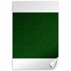 Texture Green Rush Easter Canvas 24  X 36  by Simbadda