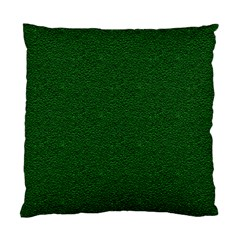 Texture Green Rush Easter Standard Cushion Case (one Side) by Simbadda