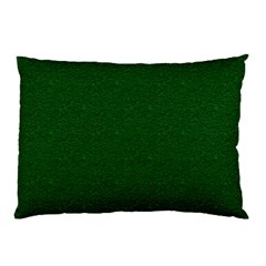 Texture Green Rush Easter Pillow Case by Simbadda