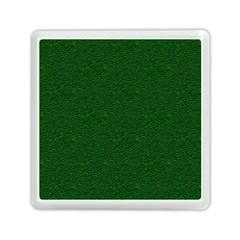 Texture Green Rush Easter Memory Card Reader (square)  by Simbadda