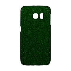 Texture Green Rush Easter Galaxy S6 Edge by Simbadda