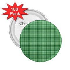 Green1 2.25  Buttons (100 pack)  by PhotoNOLA