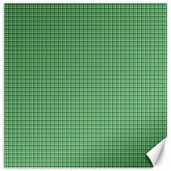 Green1 Canvas 12  X 12   by PhotoNOLA