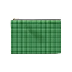 Green1 Cosmetic Bag (medium)  by PhotoNOLA