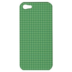 Green1 Apple Iphone 5 Hardshell Case by PhotoNOLA