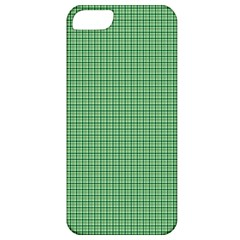 Green1 Apple Iphone 5 Classic Hardshell Case by PhotoNOLA