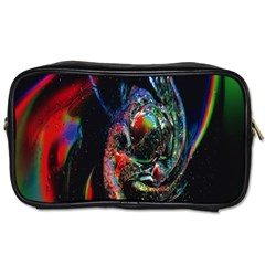 Abstraction Dive From Inside Toiletries Bags by Simbadda