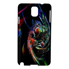 Abstraction Dive From Inside Samsung Galaxy Note 3 N9005 Hardshell Case by Simbadda