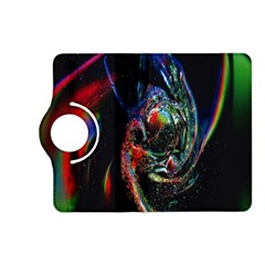 Abstraction Dive From Inside Kindle Fire Hd (2013) Flip 360 Case by Simbadda
