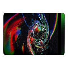 Abstraction Dive From Inside Samsung Galaxy Tab Pro 10 1  Flip Case by Simbadda