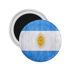 Argentina Texture Background 2 25  Magnets by Simbadda