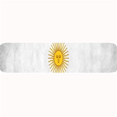 Argentina Texture Background Large Bar Mats by Simbadda