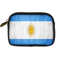Argentina Texture Background Digital Camera Cases by Simbadda