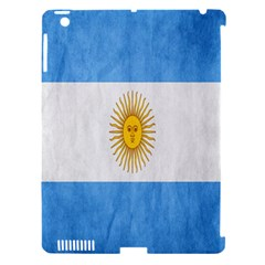 Argentina Texture Background Apple Ipad 3/4 Hardshell Case (compatible With Smart Cover) by Simbadda