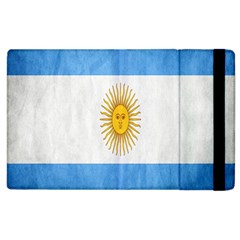 Argentina Texture Background Apple Ipad 3/4 Flip Case by Simbadda