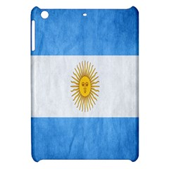 Argentina Texture Background Apple Ipad Mini Hardshell Case by Simbadda