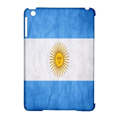 Argentina Texture Background Apple Ipad Mini Hardshell Case (compatible With Smart Cover) by Simbadda