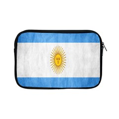 Argentina Texture Background Apple Ipad Mini Zipper Cases by Simbadda