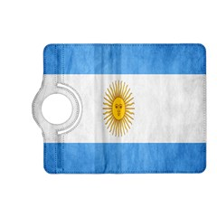 Argentina Texture Background Kindle Fire Hd (2013) Flip 360 Case by Simbadda